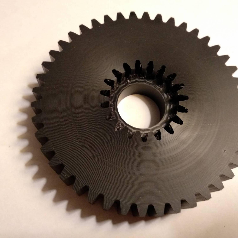 Шестерня для шредера Bulros 536c